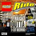 Artist Name: B - 【DJ YUMA】RIDE Volume.109/HIP HOP R&B/MIX CD