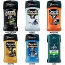【Degree-MEN】ADRENALINE スポーツ後やシャワー後に!塗る制汗剤 デオドラントスティックタイプ