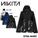 【NIKITA】ニキータ 2019-2020 SITKA J...