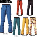 【NIKITA】ニキータ2016-2017 Decaf Pa...