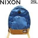 ショッピングnixon 【NIXON】ニクソン2014春夏/GRANDVIEW BACKPACK バックパック リュックサック バッグ/ParisianBlue-HoneyMus