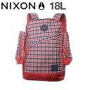 ショッピングnixon 【NIXON】ニクソン2015春夏/TAMARACK BACKPACK バックパック リュックサック バッグ bag/Black-BlackWash