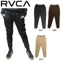 【RVCA】ルーカ 2019秋冬 TOP LINE RVCA PANT レディース スウェットパンツ ロング ライン スケートボード サーフィン XS / S 3カラー【あす楽対応】