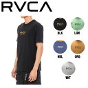 【RVCA】ルーカ 2020春夏 RVCA メンズ LUKE RVCA SS Tシャツ 半袖 スケートボード サーフィン トップス S / M / L 5カラー【あす楽対応】