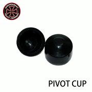 【INDEPENDENT】インディペンデント PIVOT CUP ピボットカップ スケートボード トラック部品(2個セット)【あす楽対応】