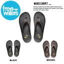 ショッピングカーペット 【freewaters】フリーウォータース 2019春夏 MAGIC CARPET メンズ サンダル シューズ 靴 25cm・26cm・27cm・28cm・29cm・30cm・31cm 3カラー