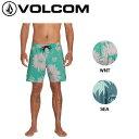 ショッピングコムサ 【VOLCOM】ボルコム 2019春夏 REMOTE TRUNKS 17 メンズ サーフパンツ ボードショーツ 海水パンツ 水着 S-XL 2カラー【正規品】