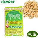 パインウッド 猫砂 (6L×7袋) 【猫 ペット用品】