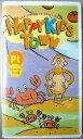 【中古】HAPPYKIDS TOWN PI Lesson1-4 家庭学習用ビデオ【VHS】