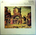 【中古レコード】ヘンデル 組曲「水上の音楽」 組曲「王宮の花火の音楽」(原典版)