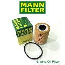 MANN FILTER マンフィルター HU713/1x FIAT500 1.4L/JEEP RENEGADE 1.4L オイルエレメント フィアット ジープ レネゲード