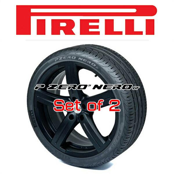 【235/45R18・2本セット】PIRELLI GOODS Tire・P ZERO™ ファッション NERO アクセサリー GT・ピレリタイヤ ピーゼロネロGT ザ・ビートル他 18インチ:6DEGREES-ONLINE ウルトラハイパフォーマンスタイヤ