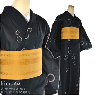 ★ washable half ★ summer kimono, Sara M, L tailored up products fs3gm