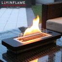 【あす楽】LOVINFLAME ラビンフレーム テーブルトップ暖炉180 マンションでも暖炉が楽しめる水溶性の燃料で無害、燃えにくい燃料で安全..