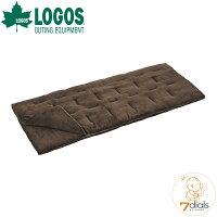 LOGOS/ロゴス 丸洗いやわらかシュラフ・0 収納袋付き やわらかフランネルで、とにかく気持ちいい寝袋 丸洗い可能【送料無料】の画像