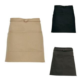 圍裙 CL 0019 3 顏色 [工作圍裙,圍裙工作穿圍裙的統一工作圍裙] [專業治療]、 [美容產品] [7 埃斯特]