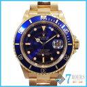 ROLEXロレックス 16618LB サブマリーナデイトブルー L番