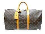 Louis Vuitton ルイ?ヴィトン モノグラム キーポル50cm M41426 ボストンバッグ 【中古】Cランク