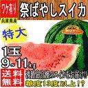 【兵庫県産】【訳あり】淡路島 祭ばやしすいか 777 特大 ...
