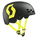 SCOTT JIBE black yellow (スコット ジャイブ ブラックイエロー) ヘルメット