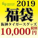 【期間延長!】阪神タイガース 数量限定2019新春タイガースグッズ福袋 10000円