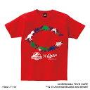 【エントリーでポイント10倍!9月末迄】JURASSIC WORLD×広島カープ Tシャツ(ロゴ) 子供用