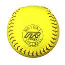 ソフトボール 革ボール 3号球 練習球 (革製)6球 革ソフト