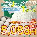 ナイガイ 軟式野球ボール J号 学童向け 1ダース(12球)...