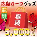 【送料無料】広島東洋カープ 数量限定2017カープグッズ福袋 5000円