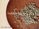 【コーヒー生豆】インドネシア バリ 神山 ハニー <内容量>300g