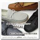REGAL(リーガル) 靴 メンズ デッキシューズ スリッポン 954R モカシン リーガル定番
