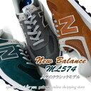 ニューバランス スニーカー メンズ レトロクラシック New Balance ML574 EPE(オレンジ)・EPF(グリーン)・EPH(グレイ) ニューバランス2018年秋冬新作