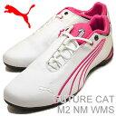 PUMA(プーマ)FUTURE CAT M2 NM WNS(フューチャーキャット M2 NM ウィメンズ)ホワイト/キャバレー [靴・スニーカー・シューズ] 【RCP】