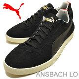 PUMA(プーマ)ANSBACH LO(アンスバッハ)ブラック [靴?スニーカー?シューズ] 【RCP】