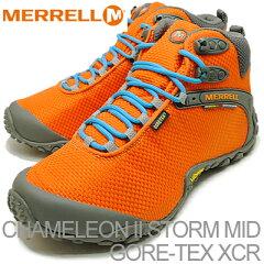 MERRELL(����)CHAMELEONIISTORMMIDGORE-TEXXCR(����쥪��II���ȡ���ߥåɥ����ƥå���XCR)�����[6��������ͽ��][�������ˡ����������塼��]��smtb-TD�ۡ�saitama��
