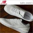 new balance ニューバランス MRL996DT WHITE ホワイト 靴 スニーカー シューズ