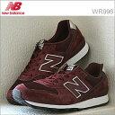 new balance ニューバランス WR996 HB BURGUNDY バーガンディ 靴 スニーカー シューズ レディース レトロランニング 【smtb-td】