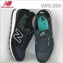new balance ニューバランス WR996 EF BLACK ブラック 靴 スニーカー シューズ レディース レトロランニング 【smtb-td】