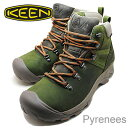 KEEN( Kean )Pyrenees( ピレニーズ) black / Forest [shoes, sneakers shoes] [smtb-TD] [saitama] [RCP]