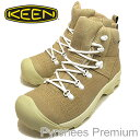 KEEN( Kean )Pyrenees Premium( ピレニーズプレミアム) -Limited Edition Model-STRAW [shoes, boots shoes] [smtb-TD] [saitama] [RCP]