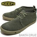 KEEN( Kean )Santa Cruz( Santa Cruz )Dusty Olive( ダスティーオリーブ) [shoes, sneakers shoes] [smtb-TD] [saitama] [RCP]