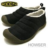 KEEN(キーン)レディースHowser(ハウザー)ブラック[靴?スニーカー?シューズ]【smtb-TD】【saitama】 【RCP】