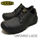 KEEN( Kean) Ontario Lace( Ontario race )Slate Black( slate black) [shoes, sneakers shoes] [smtb-TD] [saitama] [RCP]