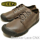 KEEN( Kean )Bleecker Lace CNX( bully car racing CNX)Chocolate Brown( chocolate brown) [shoes, sneakers shoes] [smtb-TD] [saitama] [RCP]