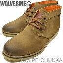 WOLVERINE(ウルヴァリン)CREPE-CHUKKA/JULIAN(クレープチャッカ/ジュリアン) TAUPE(トープ) [靴・ブーツ・スニーカー・シュー...
