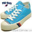 PRO-Keds(プロケッズ)Royal Canvas Lo(ロイヤル キャンバス ロウ)ターコイズ [靴・スニーカー・シューズ・復刻]