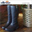 ellesse エレッセ レディース V-WT705 ダークブラウン 靴 ウィンターブーツ シューズ 防水 防滑