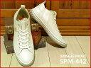 【返品無料対応】 SPINGLE MOVE スピングルムーヴ スピングルムーブ SPM-442 IVORY アイボリー 靴 スニーカー シューズ スピングル 【あす楽対応】【smtb-TD】【saitama】