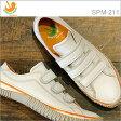 【返品無料対応】 SPINGLE MOVE スピングルムーヴ スピングルムーブ SPM-211 WHITE ホワイト 靴 スニーカー ベルクロシューズ スピングル 【smtb-TD】【saitama】【あす楽対応】