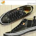 【返品無料対応】 SPINGLE MOVE スピングルムーヴ スピングルムーブ SPM-442 BLACK ブラック 靴 スニーカー シューズ スピングル 【smtb-TD】【saitama】【あす楽対応】